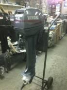 Yamaha. 15,00л.с., 2х тактный, бензин, нога L (508 мм), Год: 2001 год