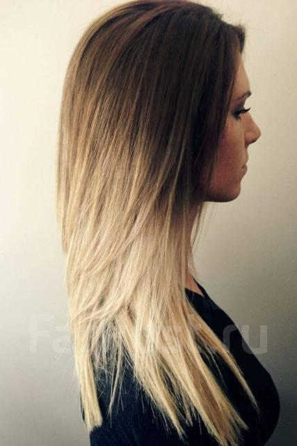 Модели для окрашивания волос