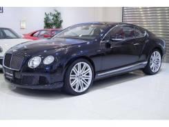 Bentley Continental GT. автомат, 4wd, 6.0, бензин, 12 000 тыс. км, б/п. Под заказ