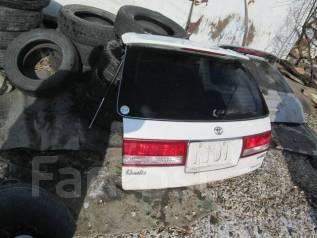Дверь багажника. Toyota Mark II Wagon Qualis, MCV21, SXV20