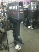 Yamaha. 30,00л.с., 2х тактный, бензин, нога L (508 мм), Год: 2001 год