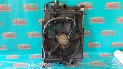 Радиатор охлаждения двигателя. Nissan Cube, AZ10, Z10 Двигатели: CGA3DE, CG13DE