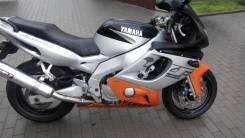 Yamaha YZF 600. 600 куб. см., исправен, птс, без пробега. Под заказ