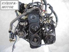 Двигатель (ДВС) на Mazda Demio 2001 г. объем 1.3 л.