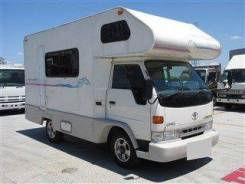 Toyota Dyna. Toyota Duna Camroad Camping 4WD 3L, 3 000 куб. см. Под заказ