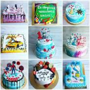 Вкусные торты от Александры, взрослые, детские, фототорты Доставка!