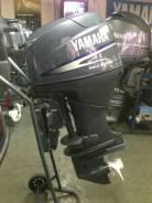 Yamaha. 40,00л.с., 4х тактный, бензин, нога L (508 мм), Год: 2005 год. Под заказ