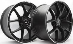 Mercedes. 8.5/9.5x18, 5x112.00, ET45/45, ЦО 66,6мм.