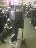 Yamaha. 30,00л.с., 2х тактный, бензин, нога L (508 мм), Год: 2001 год. Под заказ