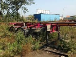 Чмзап 99874. Продам полуприцеп-контейнеровоз Чмзап-99894, 27 700 кг.