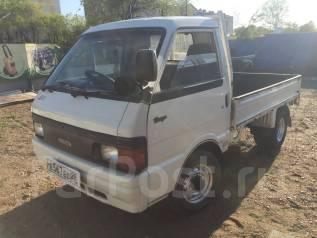 Mazda Bongo. Продам Mazda bongo 4wd бензин, 1 800 куб. см., 1 000 кг.