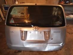 Дверь багажника. Toyota Succeed, NCP51