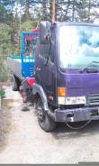 Mitsubishi Fuso Fighter. Манипулятор 1999 г/в, 8 200 куб. см., 5 000 кг.