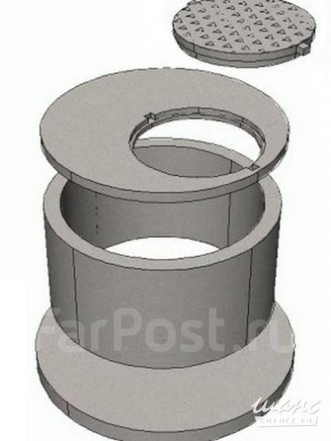 Железобетонные кольца бетонные изделия сваи жби наро фоминск