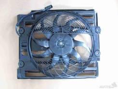 Вентилятор радиатора кондиционера. BMW 5-Series, E39, E60