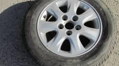 Toyota. 6.5x15, 5x114.30, ET50, ЦО 60,1мм.