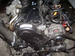 Двигатель в сборе. Volkswagen Passat Двигатели: BGW, BHW