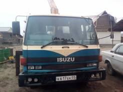 Isuzu Forward. Продается грузовик с манипулятором , 5 000 кг., 10 м.