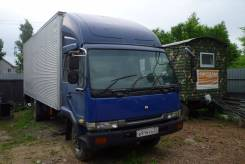 Nissan Diesel. Продам грузовик-фургон, 7 000 куб. см., 5 000 кг.