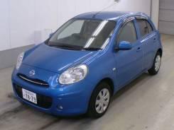 Nissan March. автомат, передний, бензин, б/п, нет птс. Под заказ