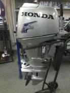 Honda. 30,00л.с., 4х тактный, бензин, нога S (381 мм), Год: 2005 год. Под заказ