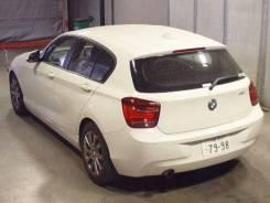 BMW 1-Series. автомат, передний, бензин, б/п, нет птс. Под заказ