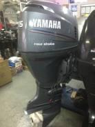 Yamaha. 115,00л.с., 4х тактный, бензин, нога X (635 мм), Год: 2005 год. Под заказ