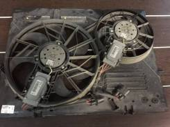 Вентилятор охлаждения радиатора. Volkswagen Touareg