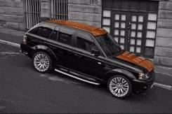 Land Rover. 10.0x22, 5x120.00, ET43, ЦО 72,6мм. Под заказ