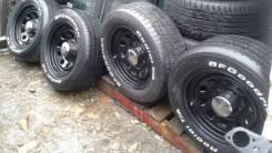 Off-Road-Wheels. 7.0x15, 6x139.70, ET10, ЦО 110,0мм.