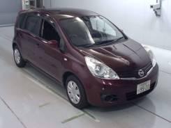 Nissan Note. автомат, передний, бензин, б/п, нет птс. Под заказ