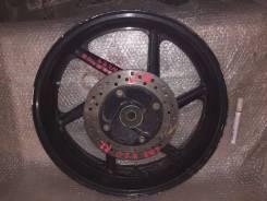 Диск колесный задний / Колесо заднее Honda CBR 400RR 1991г [ 001 ] Ч