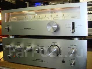 Усилитель Pioneer SA-4400 + Pioneer TX-4400