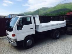 Toyota Dyna. Самосвал Тойота Дюна, 4 100 куб. см., 2 000 кг.