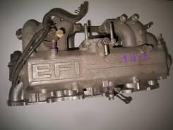 Коллектор впускной. Toyota Crown, GS136 Двигатель 1GE