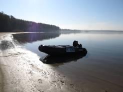Nissamaran. Год: 2010 год, длина 3,80м., двигатель подвесной, 18,00л.с.