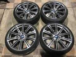 """Легкосплавные диски для BMW 19*8.5j et+35 с резиной. 8.5x19"""" 5x120.00 ET35"""