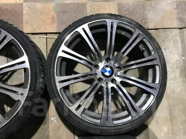 Легкосплавные диски для BMW 19*8.5j et+35 с резиной. 8.5x19 5x120.00 ET35