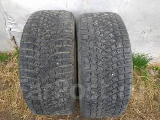 Michelin X-Ice. Зимние, шипованные, износ: 10%, 2 шт