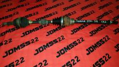 Привод. Nissan Teana, J32, J32R Двигатели: VQ35DE, QR25DE, VQ25DE