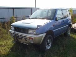 Капот. Nissan Terrano II