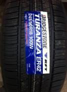 Bridgestone Turanza ER42. Летние, 2016 год, без износа, 4 шт
