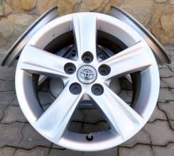 Toyota. 7.0x16, 5x114.30, ET40, ЦО 60,1мм.