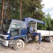 Isuzu Forward. Продается грузовик Isuzu forvard 1997 г. 10 000 кг. Tadano 603 - 6тон, 7 200 куб. см., 10 000 кг.