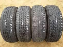 Bridgestone Dueler H/T D840. Всесезонные, 2012 год, износ: 60%, 4 шт