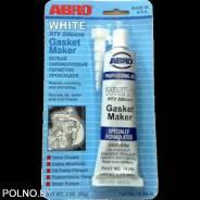 Герметик прокладка ABRO белый 85 гр.