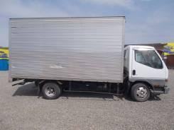 Mitsubishi Canter. Длиннобазый - широкобазый грузовик по самой доступной цене., 5 300 куб. см., 3 500 кг.