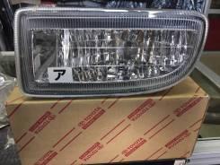 Фара противотуманная. Toyota Granvia, VCH28, KCH10, VCH16, KCH12, VCH22, KCH16, VCH10 Toyota Grand Hiace, VCH16, VCH28, KCH12, VCH22, KCH10, KCH16, VC...