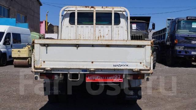 Toyota Toyoace. Toyota-Toyoace 1997г Грузовой бортовой, 1 998 куб. см., 1 250 кг.