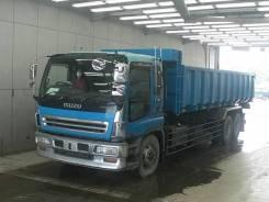 Isuzu Giga. Isuzu GIGA, 18 930 куб. см., 12 500 кг. Под заказ